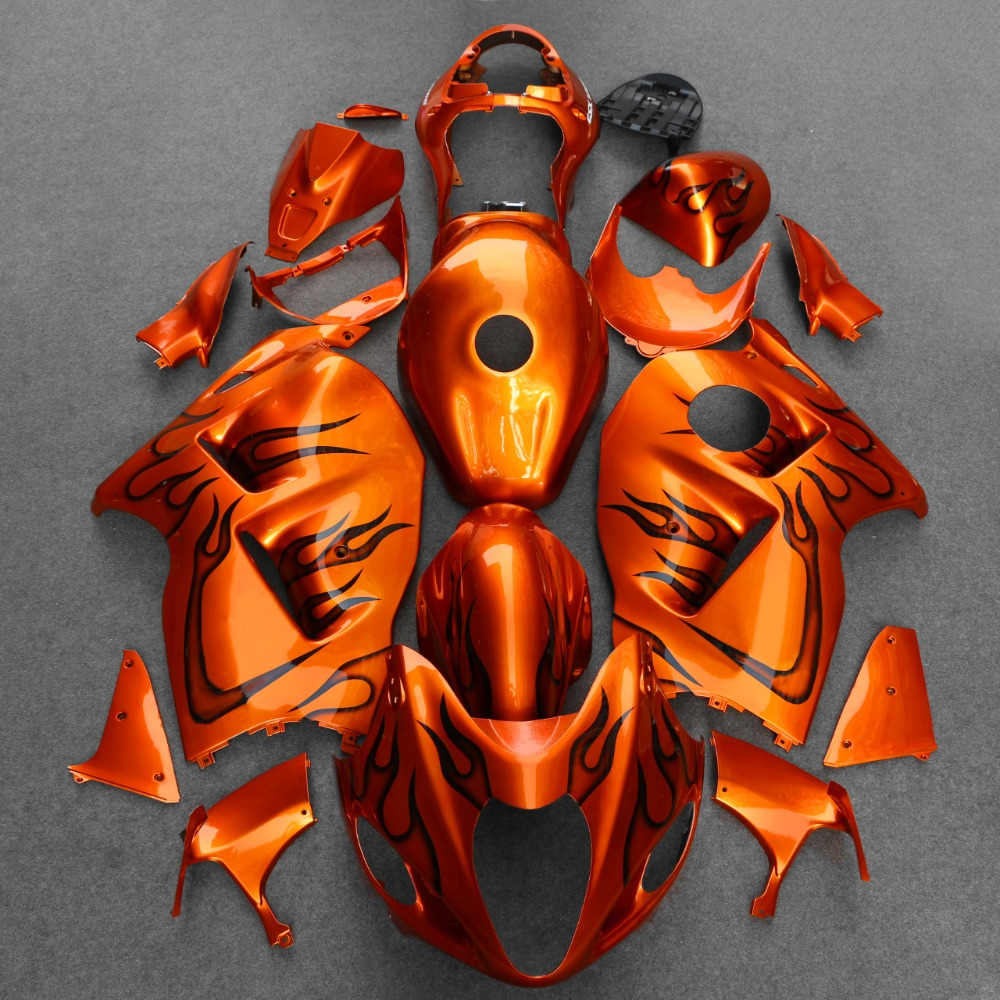 ABS Injection Fairing Bodywork Set Fit For Suzuki GSXR1300 Hayabusa 1997-2007 98 99 00 01 02 03 04 05 06ABS Injection Fairing Bodywork Set Fit For Suzuki GSXR1300 Hayabusa 1997-2007 98 99 00 01 02 03 04 05 06