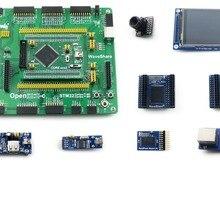 Open407Z-C упаковка A = STM32 плата ARM Cortex-M4 STM32F407ZxT6 MCU STM32 макетная плата+ 3,2 дюймов 320x240 сенсорный ЖК+ 8 модуль комплект