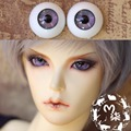 1Pair Retail New  Acrylic Doll Eyes BJD Doll Accessories Eyes 12MM 14MM 16MM