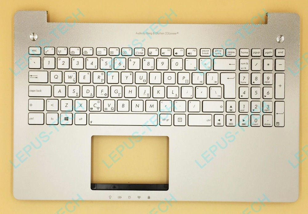 Driver for ASUS N550JV Keyboard Device Filter