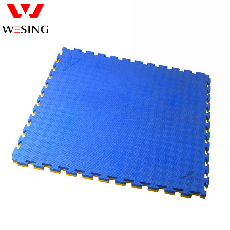 WTF Taekwondo mat  High quanlity EVA taekwondo mat martial art interlocking mat for training