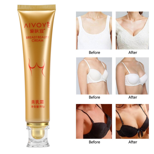 Afy Breast Enlargement Cream From A To D Cup Effective Breast Enhancer Cream For Increase Breast 80g Big Bust Cream Breast Care