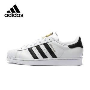sale retailer 5fc18 de9bc Adidas Sneakers Unisex Classic Unisex Black Gold White Men Women Sports  Skateboarding