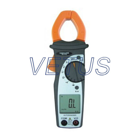 AC 3 1/2 LCD display Automatic manual shift digital clamp meter tester TM-1012 TM1012 spd201 o2 digital 1 7 lcd oxygen tester black orange 3 x aaa