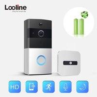 Wifi Doorbell Camera Video Porteiro Doorbell Intercom Doorphone Video IP Deurbel Wifi Camera Battery Door Viewer