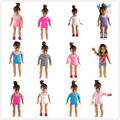 Bikini Nurse wear Beach Suit American Girl Dolls Clothing of 18 inch Doll Dress Girl Best Gift 13 Style Options