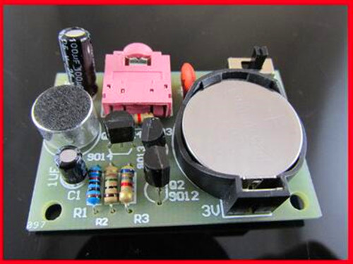 FREE Shipping!!! 5pcs HiFi deafness hearing / reading circuit aid / audio amplifier DIY kit / Electronic Component