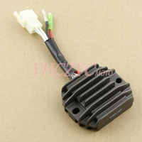 Motorcycle Voltage Regulator Rectifier For Amaha YFM 600 Grizzly 4x4 1998 Motorcycle Parts