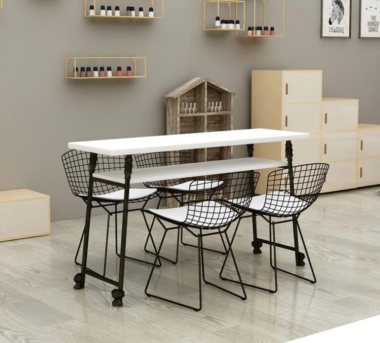 Double Manicure Table, Chair, Table, Single Person, Double Person, Triple Manicure Table, Manicure Table, .