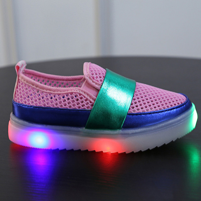 Led Garçons Chaussures Filles Spiderman Lumineux N0ox8pkw Sneakers EDHW29I