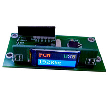 Italy USB asynchronous interface sampling rate display expansion card