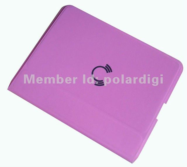 2012 hot sale !!! Slim Smart  Case for ipad 2/3 Many color customized
