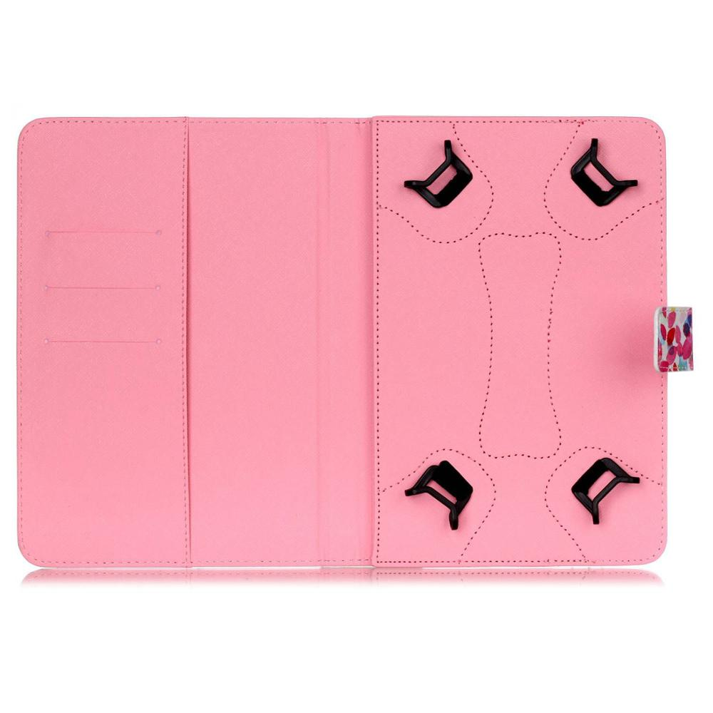Universal tablet cover 10 inch Wallet PU Leather case cover For 10.1 inch Tablet Digma Plane 10.2   3G+Center flim+pen KF553c