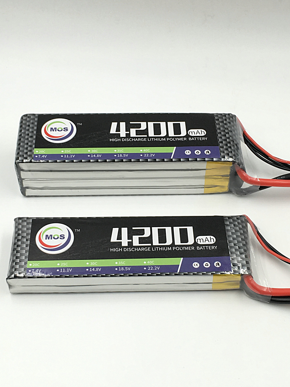 MOS RC Lipo battery 3S 11.1v 4200mah 35c for rc airplane rc helicopter quadcopter free shipping 1s 2s 3s 4s 5s 6s 7s 8s lipo battery balance connector for rc model battery esc