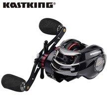 KastKing Royale Leyenda Derecha o Izquierda Baitcasting Carrete 12BBs 7.0: 1 Bastidor de Cebo Carrete de la Pesca Magnética Centrífuga y Dual freno