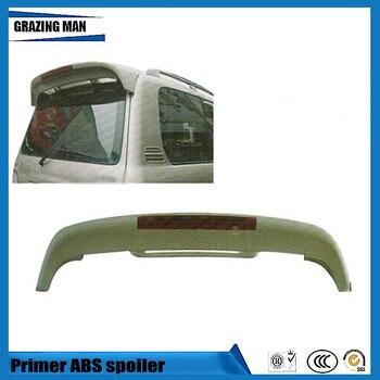Hot sale ABS Primer Unpainted Color Rear Spoiler For LX4700 Car Spoiler