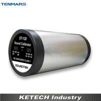 Medidor de ruído Calibrador Calibrador de Fonema TENMARS ST120 tenmars    -