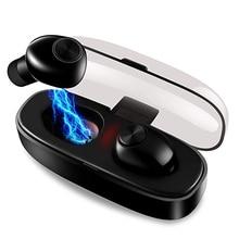Earbuds Bluetooth V5.0 HD Stereo Sound TWS Wireless Earphone Sport Mini Stereo Waterproof in-Ear Headset with Mic Charging Case цена и фото