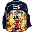 Драконий жемчуг: Dragon Ball Z Косплей Супер Сон Гоку Вегета Рюкзак Школа Мешок 42x31x13 см