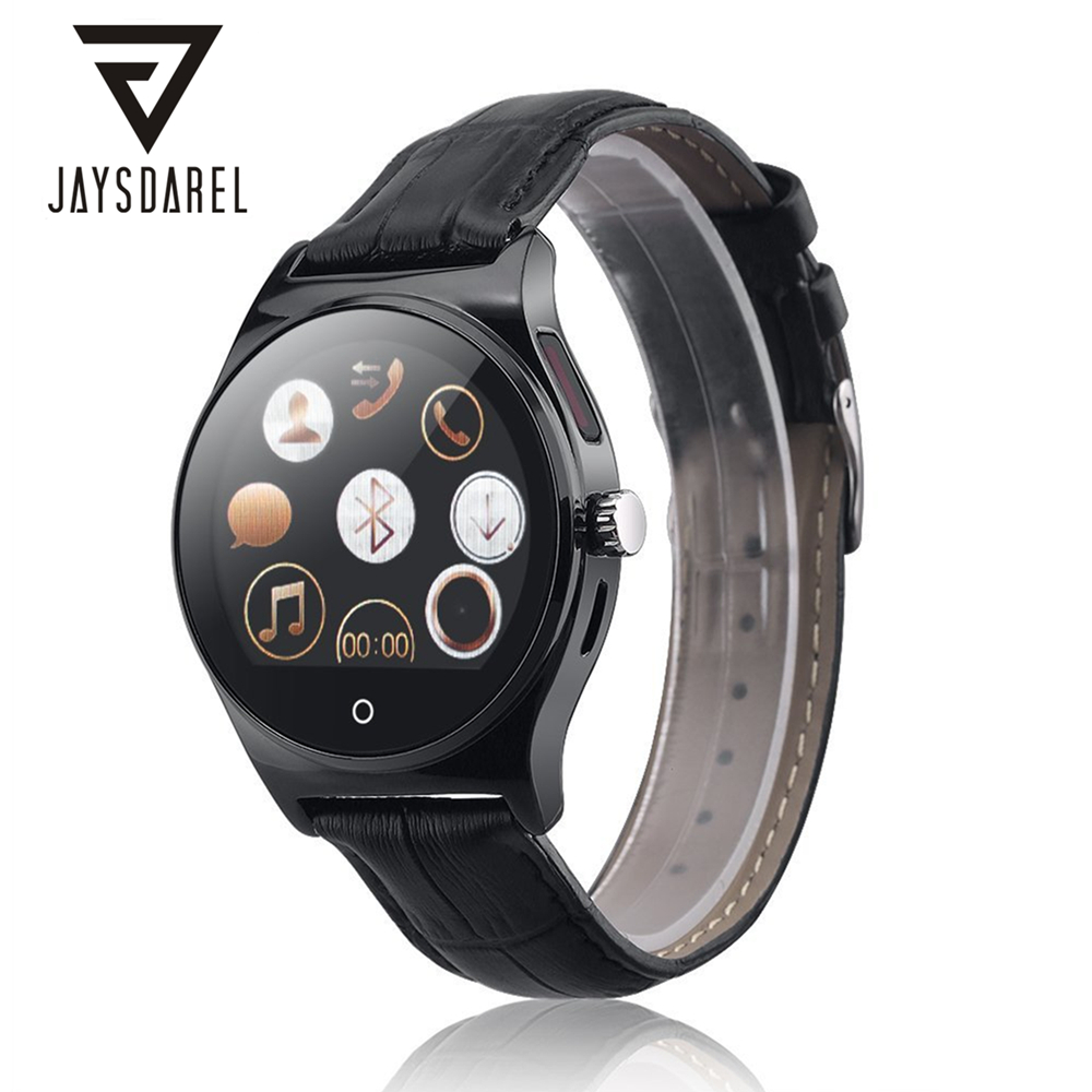 JAYSDAREL Heart Rate Monitor Smart Watch RWATCH R11 Calls/SMS Sedentary Reminder Bracelet Smart Wristwatch for Android iOS new arrival heart rate monitor watch rwatch r11 bluetooth smart watch wristwatch for ios android with pedometer sleep tracker