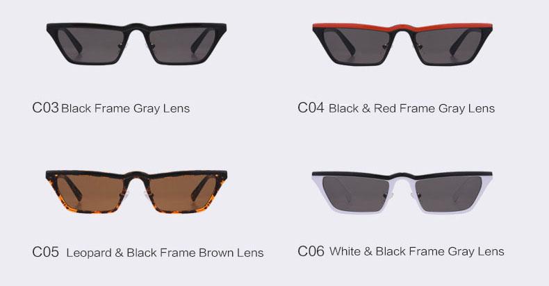 HTB1pBqlccjI8KJjSsppq6xbyVXaF - Winla Fashion Design Women Sun Glasses Flat Top Sunglasses Square Frame Classic Shades Vintage Eyewear Oculos de sol WL1145
