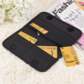 Large Passport Credit ID Card Holder Cash Organizer Case Bag Storage Wallet Fold Nylon Wallet Worldwide sale