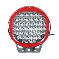 185 W LED עבודה קל OFF ROAD 13600LM חלקי רכב רכב אביזרי רכב 6000 K מחיר סיטונאי סין טמפרטורה CLOR אור LED
