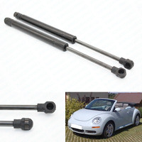 (2) Door Trunk Boot Gas Charged Struts Lift Support For 2003-2007 2008 2009 2010 Volkswagen Beetle Convertible 7.76 inch