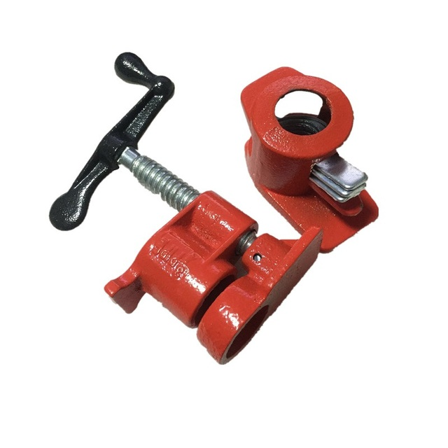 Yofe quot heavy duty pipe clamp woodworking wood gluing