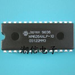 Бесплатная доставка Новый % 100 HM6264ALP-10 DIP-28