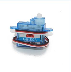 Image 3 - 5 шт./лот PES GH S37A 3,7g сервопривод Mini Micro сервопривод для радиоуправляемого самолета вертолета лодки автомобиля
