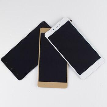 สำหรับ Xiaomi redmi note 4X LCD Touch Screen Digitizer หมายเหตุ 4X LCD สำหรับ Xiaomi redmi note 4X หน้าจอ Lcd