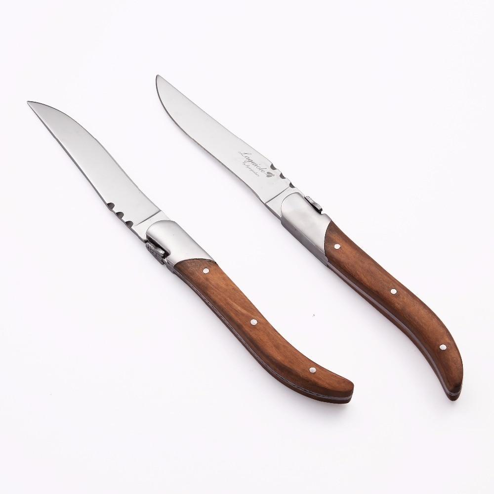 olivia wood flatware set  (4)