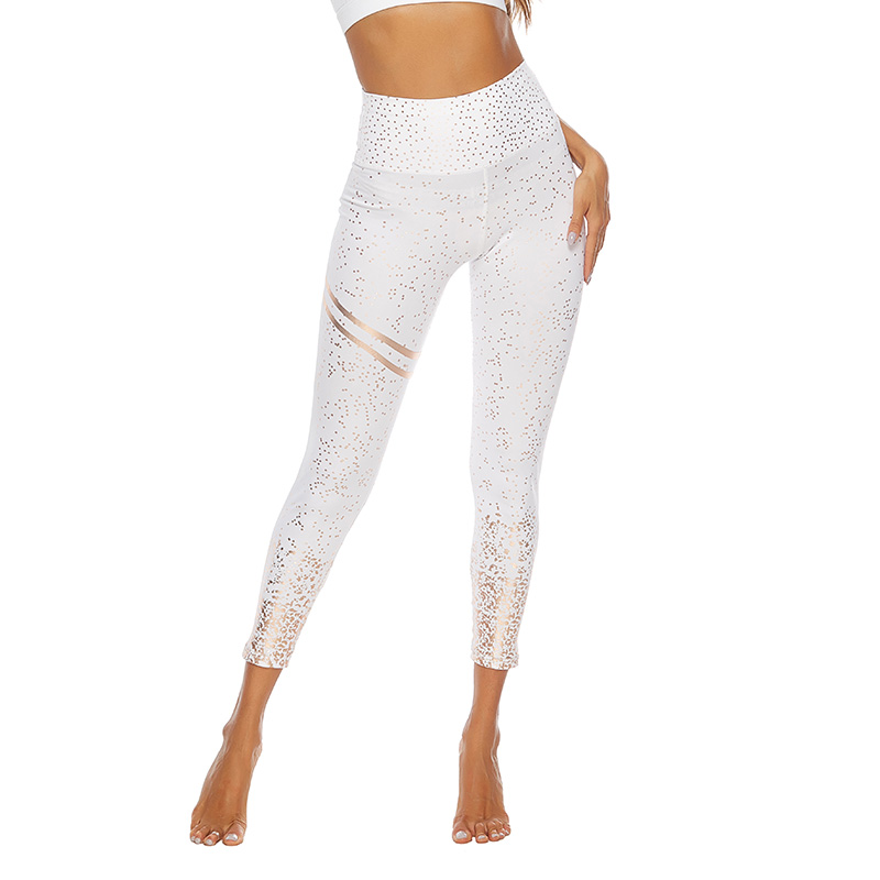 New Printing Casual   Leggings   Sexy Women Push Up Workout Clothing Jeggings Patchwork Pants Women Fitness High Waist   Leggings