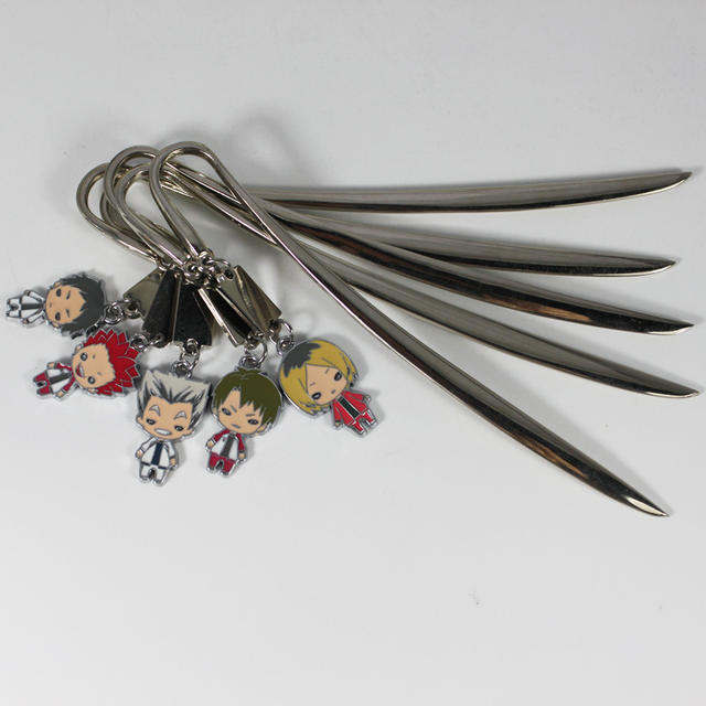 Hinata Shoyo Kageyama Tobio Sugawara Koushi Alloy Key Chains Keychain Haikyuu!