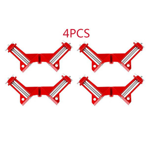 4pcs Right Angle Clamp 4inch 9