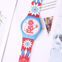 Swatch Watch Monkey Zodiac Men and Women Watch SUOZ203