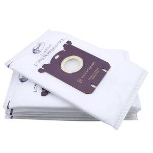 Image 3 - 15 шт., мешок для пылесоса, мешок для пыли, белый, для Electrolux Philip FC8208 FC8220 FC9088 HR8360, Tornado, пылесос, фильтр и S BAG