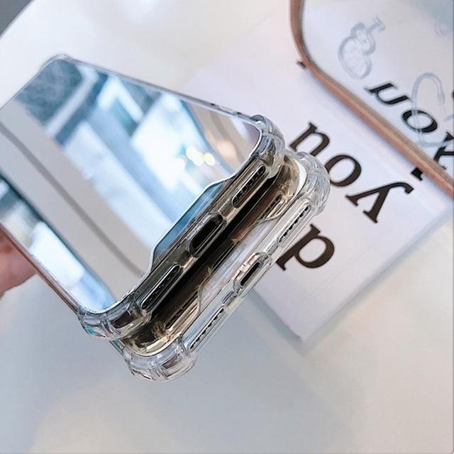 Mirror Soft Phone Case