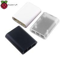 Raspberry Pi Model B B Plus Black Case Cover Shell Enclosure Box
