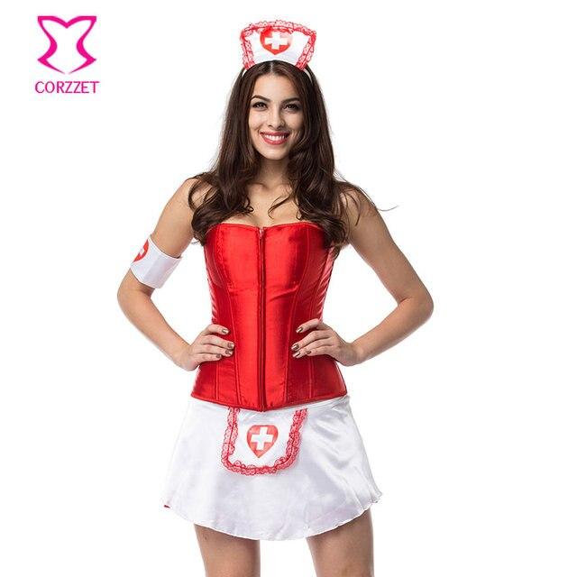 Взрослые игры в костюме медсестры