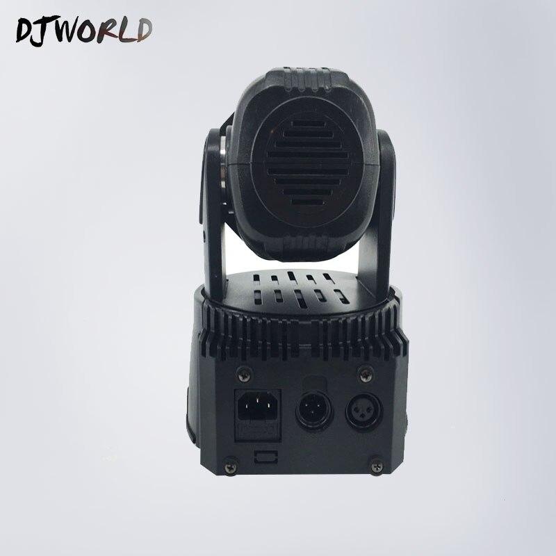 RGBW 4in1 LED Stage Light Moving Head Beam 7x12W Party Light DMX-512 Led Dj Christmas Sound Active DMX Disco Light