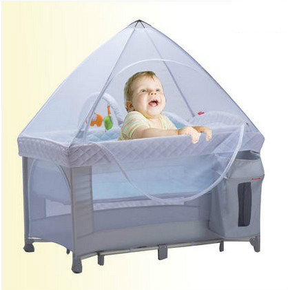 Multifunctional foldable baby bed BB bed portable game baby children bed shaking table bed nets valdera portable folding baby crib multifunctional bed bb bed newborn game nets