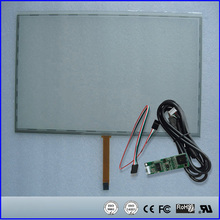 18.5 Inch 5Wire Resistive Touch Screen Panel 429x253 mm USB Kit For 18.5 Monitor 16:10(China (Mainland))
