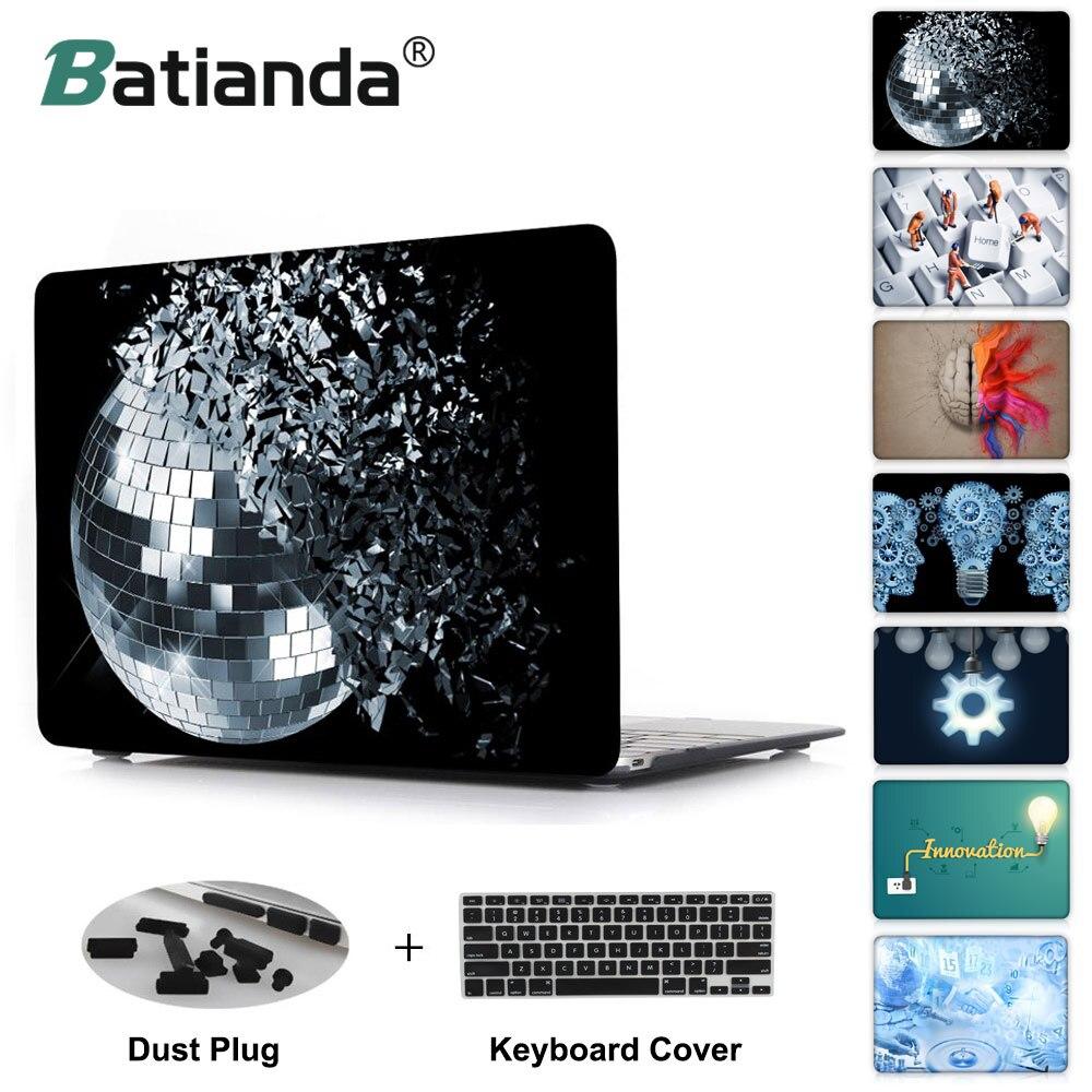 bombilla única Funda para Macbook air 13.3 11 Funda rígida para - Accesorios para laptop - foto 1