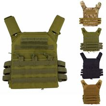 Men Airsoft Sport Paintball Plate Carrier JPC Tactical Vest Military Army Combat Training Molle Vest Hunting Shooting Vest outdoor tactical molle vest military airsoft shooting vest paintball protective plate carrier airsoft vest waistcoat