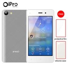Free Phone Case + Film IPRO WAVE 4.0 II Quad-core Celular Android 5.1 Unlocked Mobile Phone Dual SIM Smartphone RAM 512M ROM 4G