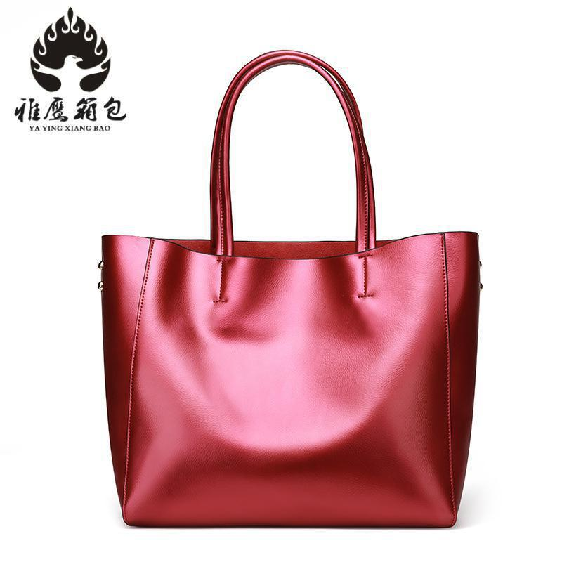 Everyday Use 100% Cowhide Female Hobo,women Genuine Leather Shoulder Bag, Top Layer Leather Messenger Crossbody Bag qiaobao 2018 new korean version of the first layer of women s leather packet messenger bag female shoulder diagonal cross bag