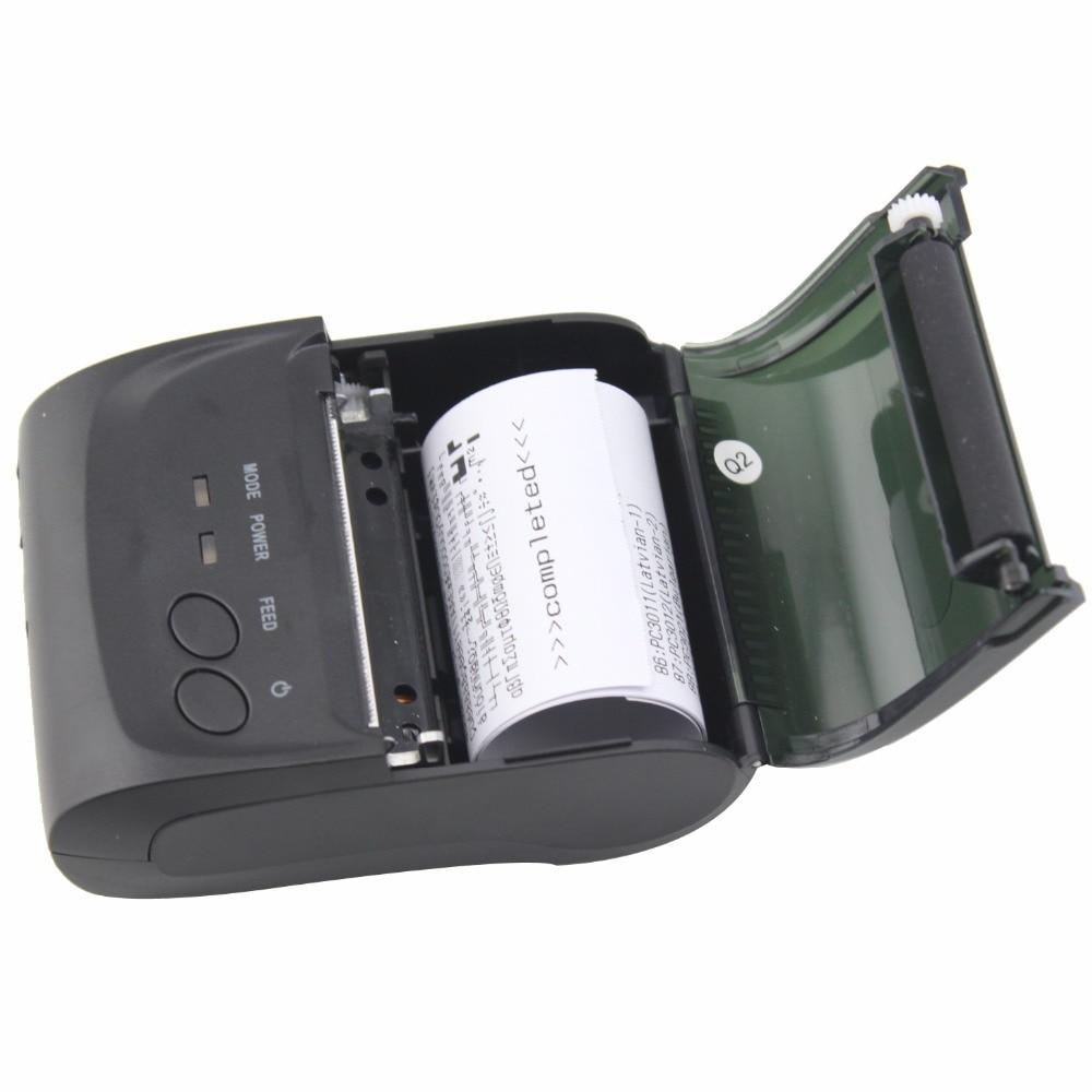 JP-5802LYA 58 мм Portablle Android Bluetooth термичен - Офис електроника - Снимка 3