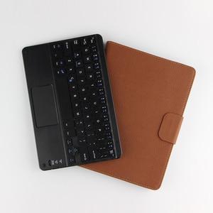 Image 4 - Coque magnétique détachable pour tablette de AGS L09 pouces, pour Huawei MediaPad T3 10 9.6/L03, coque avec clavier ABS Bluetooth